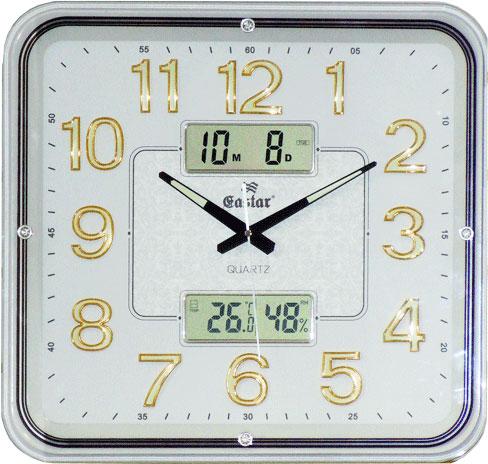 Настенные часы Gastar T588YGA необрамленные настенные часы qite y613 2