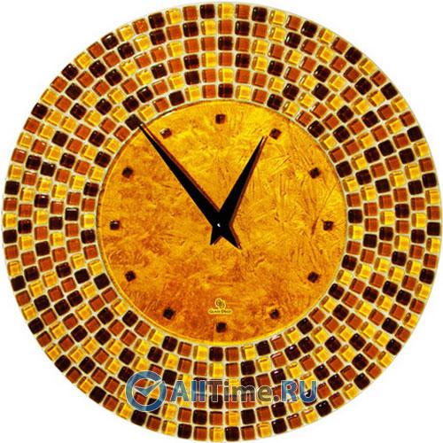 Настенные часы Glass Deco DGC-R-M1