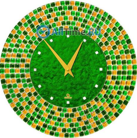 Настенные часы Glass Deco DGC-R-M5