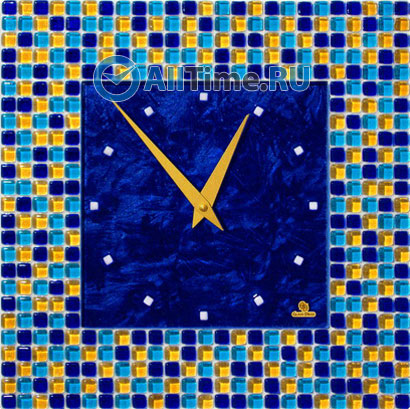 Настенные часы Glass Deco DGC-S-M8