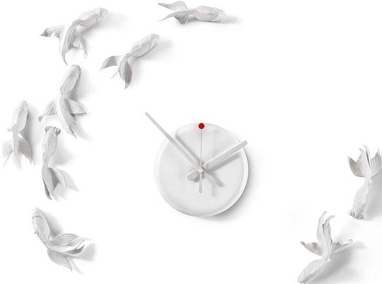 Настенные часы HaoShi GFX012W