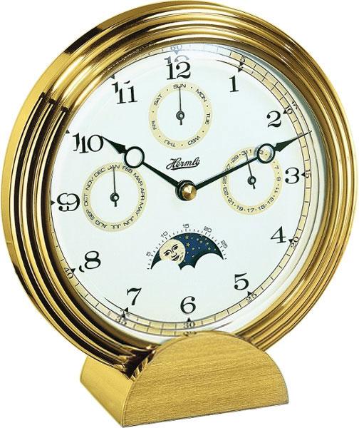 Настольные часы Hermle 22641-002100 настольные часы hermle 22641 002100