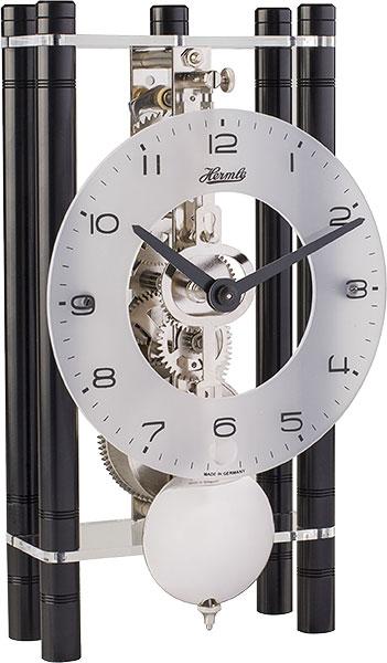 Настольные часы Hermle 23021-740721 часы пушка настольные 9 30 11см 1140005