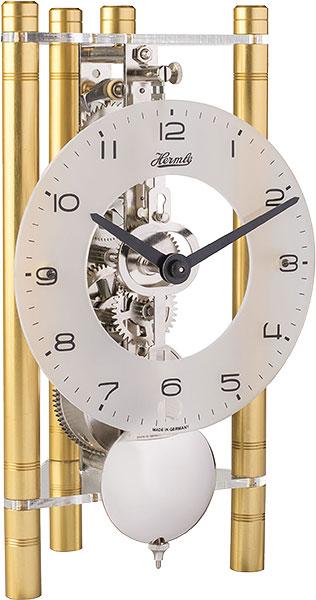 Настольные часы Hermle 23025-500721 часы пушка настольные 9 30 11см 1140005