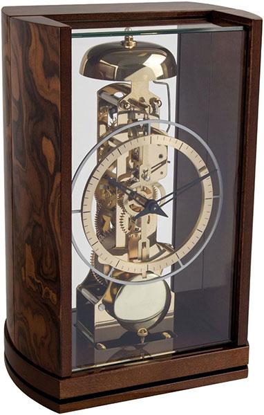 Настольные часы Hermle 23050-R50791 знак за ближний бой в бронзе купить