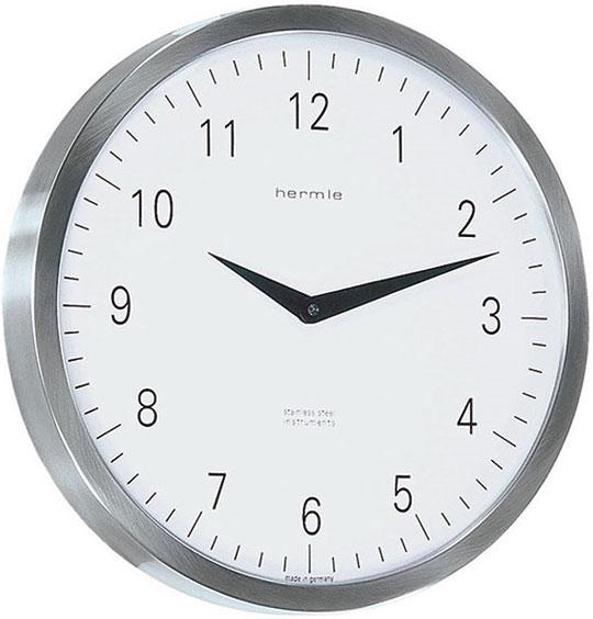 Настенные часы Hermle 30466-002100 hermle настенные часы hermle 30466 002100 коллекция