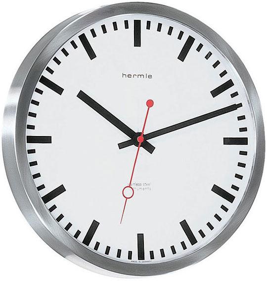 Настенные часы Hermle 30471-002100 цена