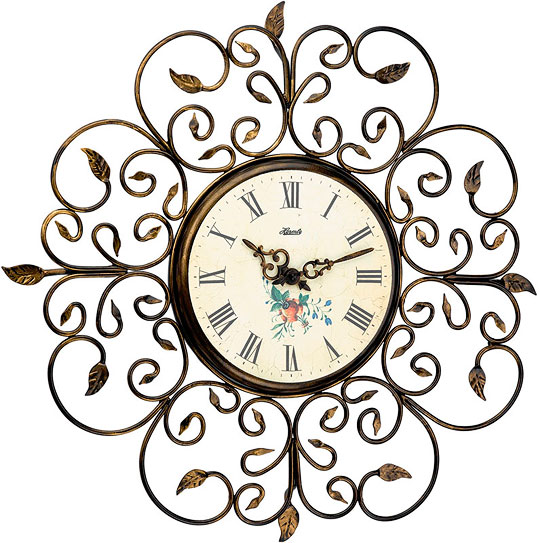 Настенные часы Hermle 30897-002100 настольные часы hermle 22641 002100