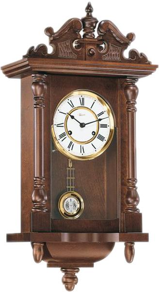 Настенные часы Hermle 70091-030341 hermle часы с кукушкой hermle 70091 030341 коллекция настенные часы