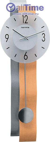 Настенные часы с маятником в коллекции Hi-Tec Hermle