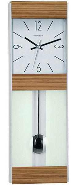 Купить со скидкой Настенные часы Hermle 70871-342200