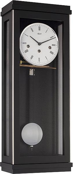Настенные часы Hermle 70990-740341 велошлем author wind 143 black с сеточкой 21 отверстие 54 58см черно белый 8 9001123