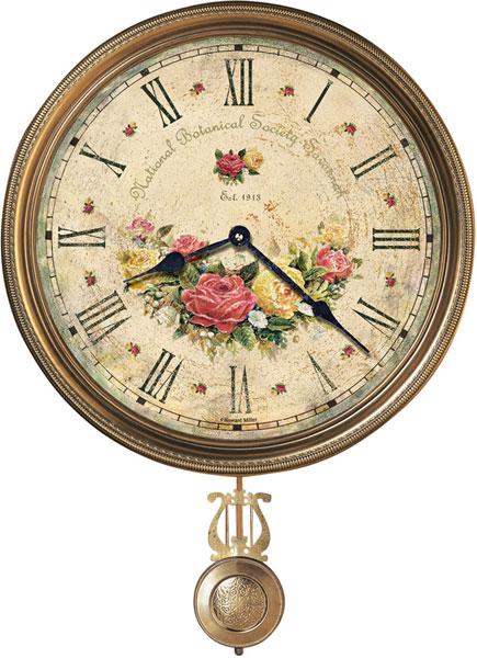Настенные часы Howard Miller 620-440 с маятником