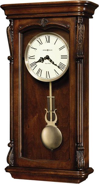 Деревянные настенные часы Howard Miller 625-378 с маятником с боем