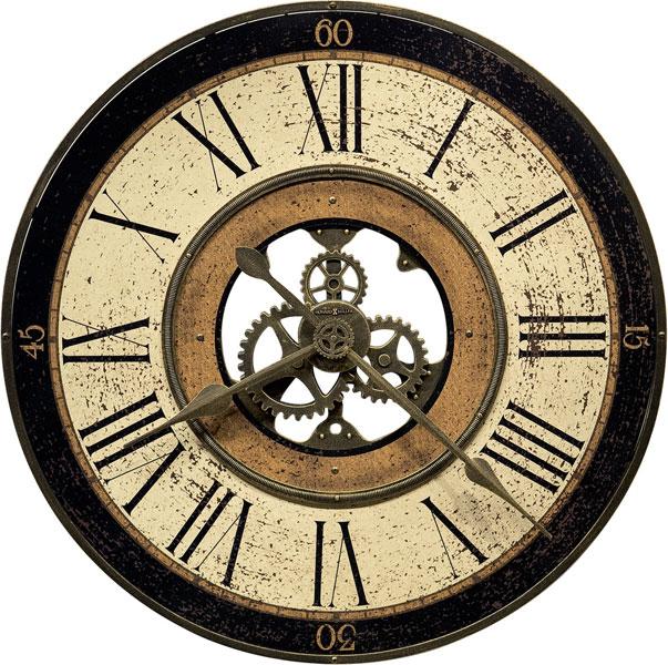 Настенные часы Howard Miller 625-542 howard miller напольные часы howard miller 611 266 коллекция напольные часы