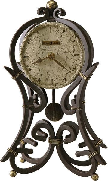 Настольные часы Howard Miller 635-141 часы пушка настольные 9 30 11см 1140005
