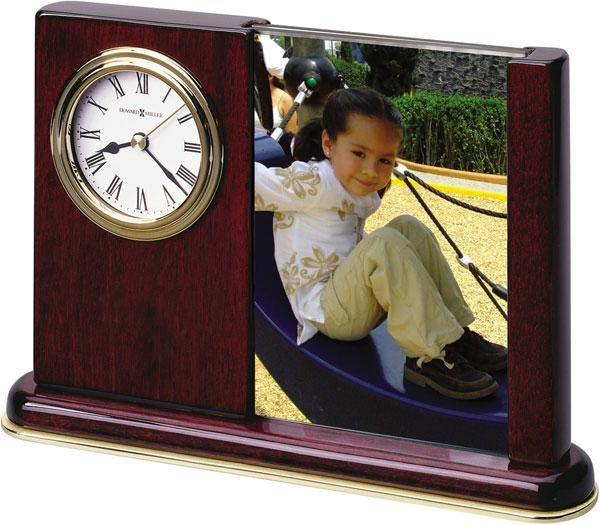 Фото «Деревянные настольные часы Howard Miller 645-498-ucenka»