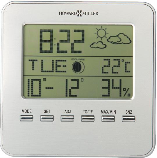 Настольные часы Howard Miller 645-693 цены