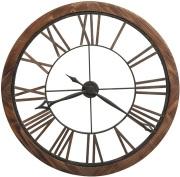 3082ae258f92 Круглые, овальные деревянные настенные часы — купить в AllTime.ru ...