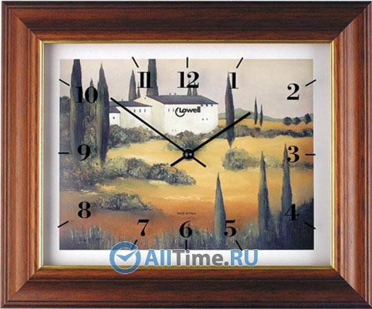 Настенные часы Lowell Low01826
