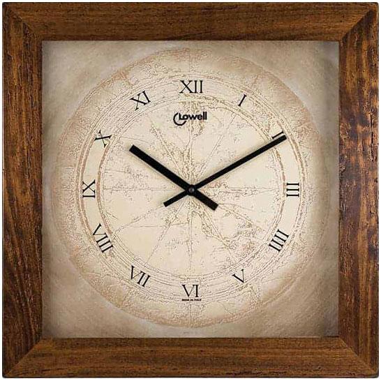 Настенные часы Lowell Low03535