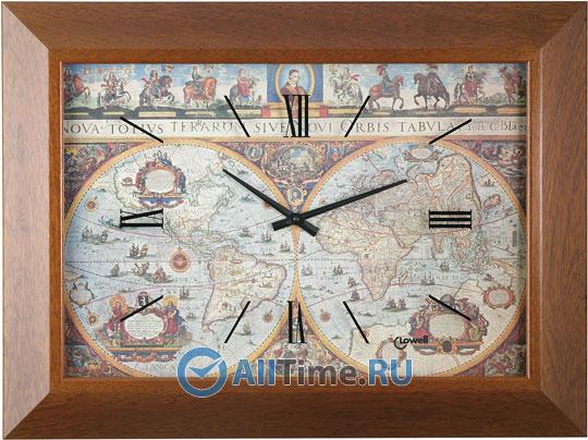 Настенные часы Lowell Low04607N