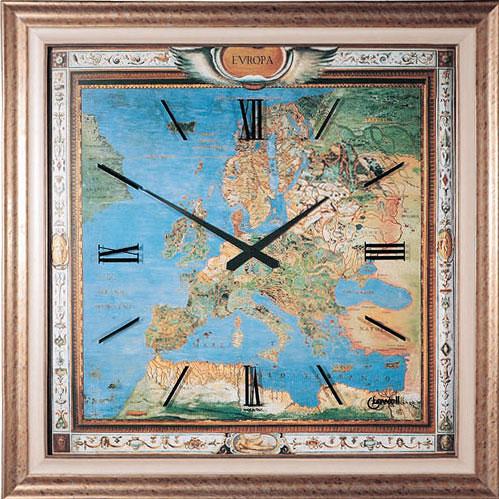 Настенные часы Lowell Low05657