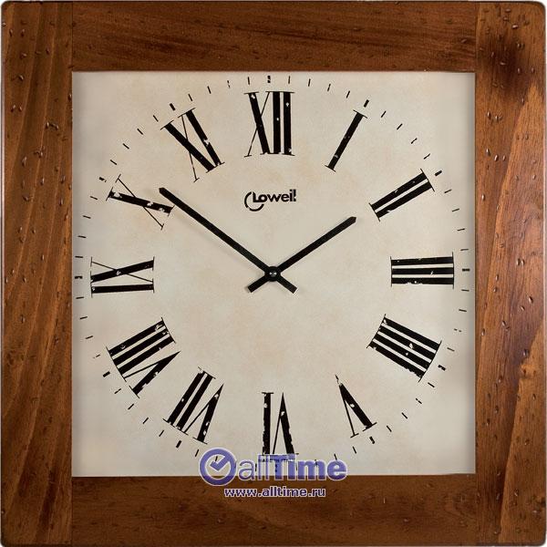 Настенные часы Lowell Low11016B от AllTime