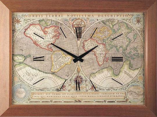 Настенные часы Lowell Low11702