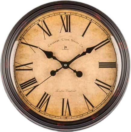 Настенные часы Lowell Low00825E