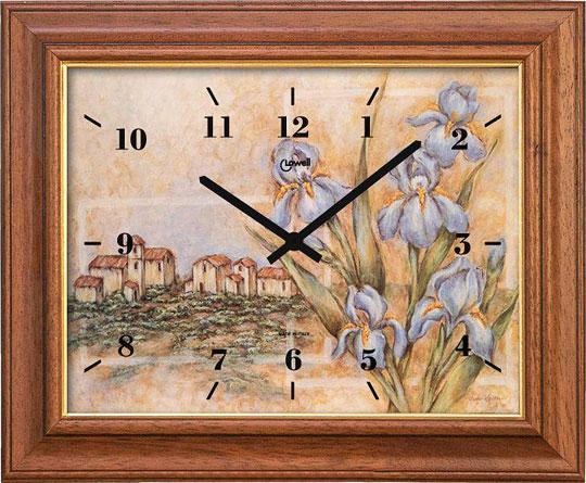 Настенные часы Lowell Low01826B