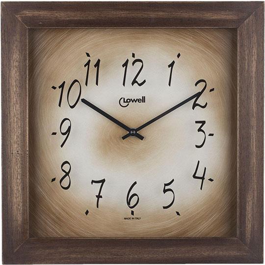 Настенные часы Lowell Low01826F