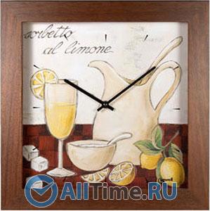 Настенные часы Lowell Low05449