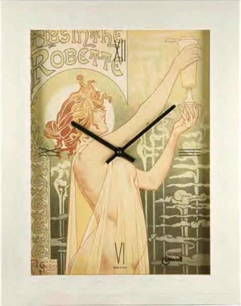 Настенные часы Lowell Low05474-ucenka