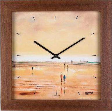Настенные часы Lowell Low05490