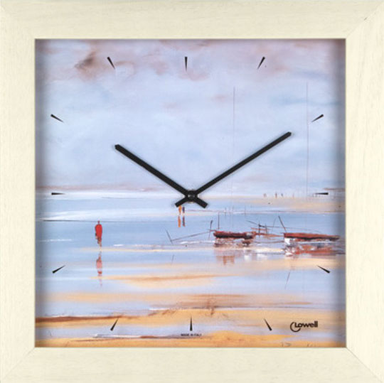 Настенные часы Lowell Low05491