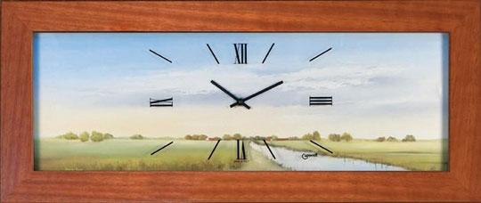 Настенные часы Lowell Low05631