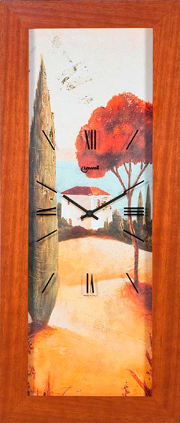 Настенные часы Lowell Low05634