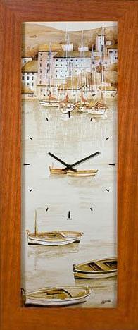 Настенные часы Lowell Low05635