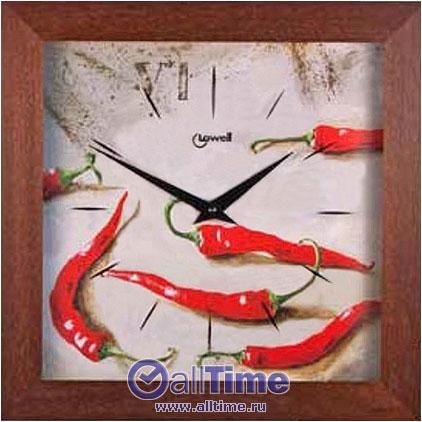 Настенные часы Lowell Low05698