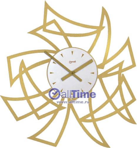 Настенные часы в коллекции Metall Lowell