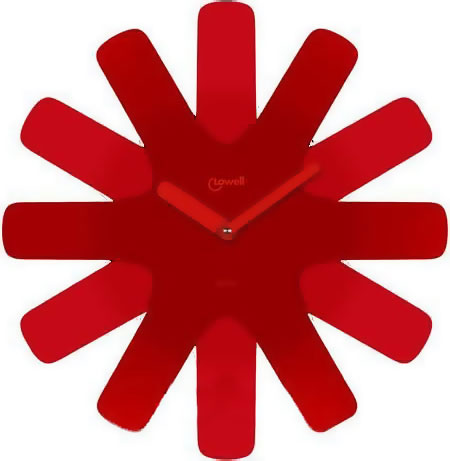Фото «Настенные часы Lowell Low05840R-ucenka»