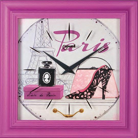 Настенные часы Lowell Low05919