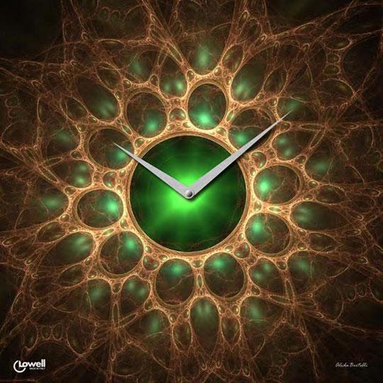 Настенные часы Lowell Low07401