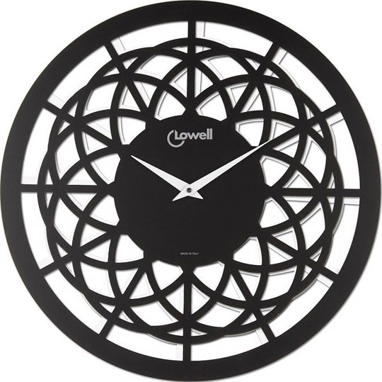 Настенные часы Lowell Low07412NB