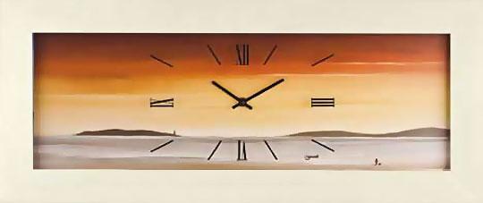 Настенные часы Lowell Low11071RS