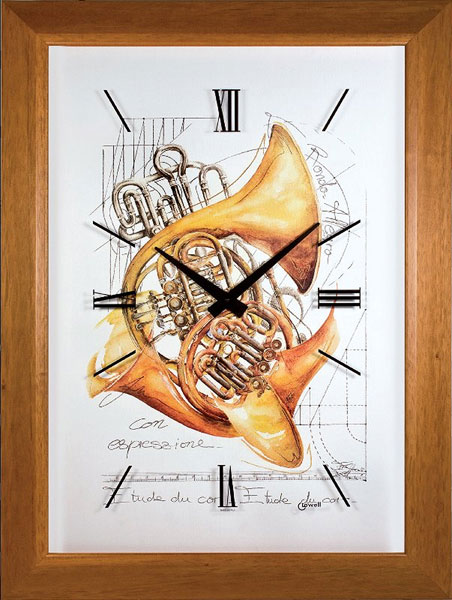 Настенные часы Lowell Low11160