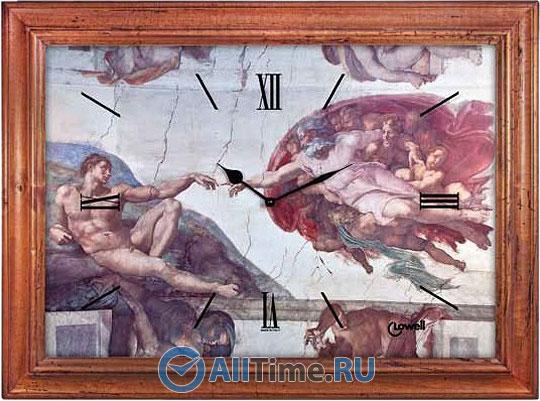 Настенные часы Lowell Low11222