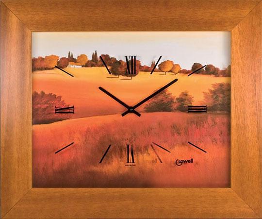Настенные часы Lowell Low11296