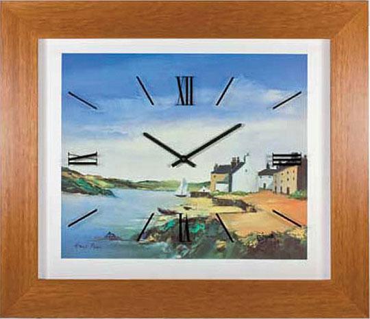 цена на Настенные часы Lowell Low11302
